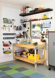 garage work station. Organized Garage Work Station M