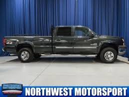 Diesel Chevrolet Silverado 2500 Hd Extended Cab For Sale ▷ Used ...