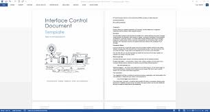 Software Design Document Sample Doc 040 Template Ideas Software Development Plan Doc Design