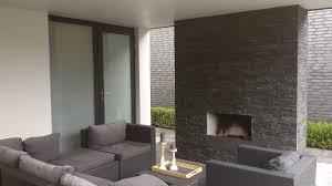 Woonkamer Met Behang Huisdecoratie Ideeën Landschapsarchitectuur