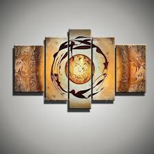 Painting Canvas For Living Room Online Get Cheap African Abstract Paintings Aliexpresscom