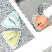 bathtub cleaning brush decontamination cleaning brushes bathtub ceramic tile stove triangle sponge brush safe for home bathtub cleaning brush