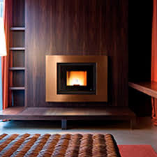 contemporary fireplace surround steel frame