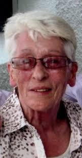 Death Notice of Frances Johnson (née Fitzsimons)