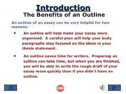 essay outline  3
