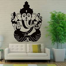 Small Picture Popular Ganesha Wall Sticker Buy Cheap Ganesha Wall Sticker lots