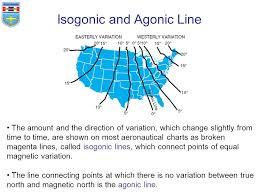 Magnetic Variation Sectional Chart Air Navigation Ppt Video Online Download