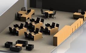 office furniture planning. Open Plan Office Furniture Planning