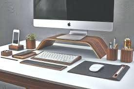 desk wooden office accessories wooden desk accessories australia wooden office accessories uk 2 walnut monitor