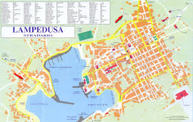 Mappa Di Lampedusa Unixpaint