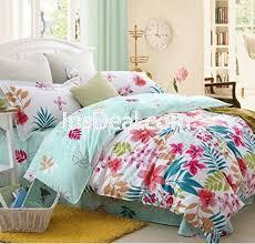 16 best Tropical Beach Bedding images on Pinterest   Bedding sets ... & Buy Full Size Beach Bedding Sets,Girls Colorful Flower Print Bedding Set,4Pcs  , Adamdwight.com