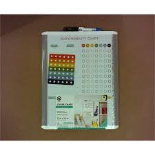 Ubrands Magnetic Dry Erase Chore Chart 11 X 14