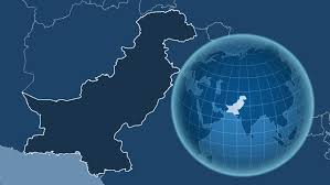 Animated Travel Map Pakistan Shape Animated On The Stock Footage Video 100 Royalty Free 15389245 Shutterstock