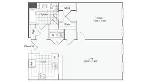 1 Bedroom Apartments San Antonio Tx Style Plans Best Ideas