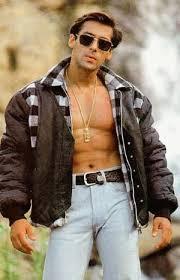 Image result for salman khan 90s