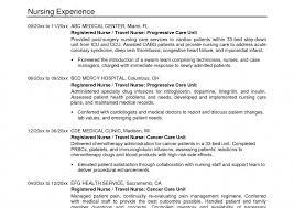 Bistrun Icu Nurse Job Description For Resume Interesting Icu