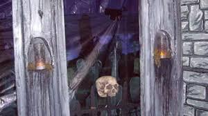 office haunted house ideas. styrofoam mausoleum office haunted house ideas