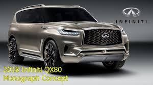 2018 infiniti m. interesting infiniti 2018 infiniti qx80 monograph suvs concept design exterior interior to infiniti m 2