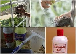 Los mejores trucos para limpiar cristales de forma económica