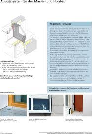 Fassade Wdvs Produkte Und Zubehör Profile Sto Anputzleisten Für