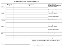 Checklist Blank Template Homework Checklist Template For Students Slides Social Media