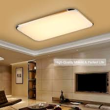 Led Ceiling Lights For Kitchen Wireless Remote Control 48w Dimmable Led Ceiling Light Kitchen