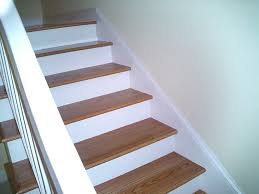 image of great wood stair treads