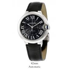 buy discount cartier watches from precisiontime co uk the uk s cartier crwsbb0003 ballon bleu 42mm automatic mens watch