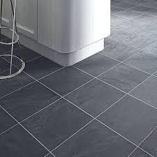 Awesome Black Slate Floor U Tile Flooring Design Pict For Brazilian