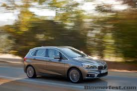Leaked documents indicate BMW 2 Series Active Tourer in the US ...