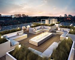 Small Picture ExteriorMagnificent Modern Roof Terrace Design Ideas Plus Zen