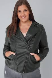 leather jackets plus size plus size leather leather look jackets yours clothing
