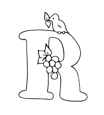 Abc Coloring Pages For Toddlers Letter B Coloring Pages Letter B