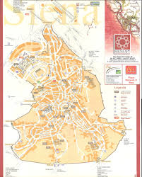 siena map  siena it • mappery