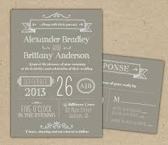 Modern Wedding Invitation Wording Modern Wedding Invitation