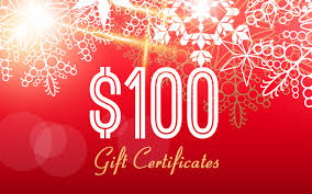 Holiday Gift Certificates Dont Forget Your Holiday Gift Certificates Hartwood