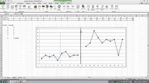 How To Use Excel Analyzing Single Subject Design Data Celeration Line And 2 Sd Band