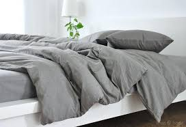 light grey duvet cover vibrant idea light grey duvet cover queen linen home home washed cotton