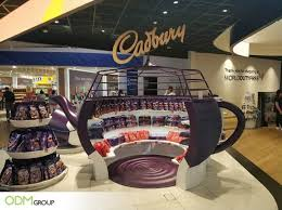 Confectionery Display Stands Beauteous Confectionery POS Display Stands Draw Instant Customer Attention