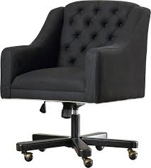 tufted leather executive office chair. Office Chair Tufted Land Desk Executive . Leather N