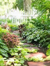 garden design for a shade garden shady