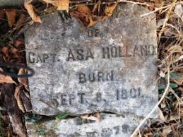 Asa Holland (1801-1879) | WikiTree FREE Family Tree