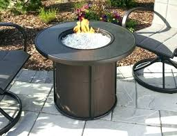 small propane tabletop fire pit copper cast cauldron lovely pits table ideas home entry decoratin