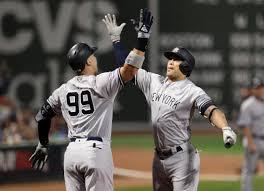 New York Yankees 2020 Rosterresource Com
