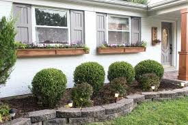diy window planter but these cedar window planters really pull the whole thing today you think diy window planter