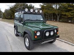1997 land rover defender 90. 1997 land rover defender 90 wagon with 26000 original miles