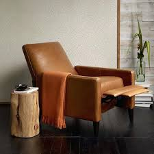 west elm recliner impressive leather recliner west elm rooms to go recliner chairs pertaining to rooms west elm recliner wood framed leather