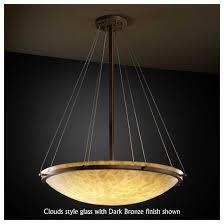 justice design 9697 ring 48 nbsp round contemporary pendant light loading zoom