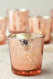 candles glass candle globes rose gold mercury holders votive holder cups s 6 1 candles