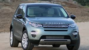 2015 land rover discovery. 2015 land rover discovery sport front 34 view slide3557812